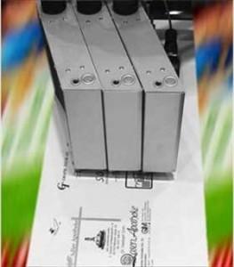 Imprimantes jet d'encre de production