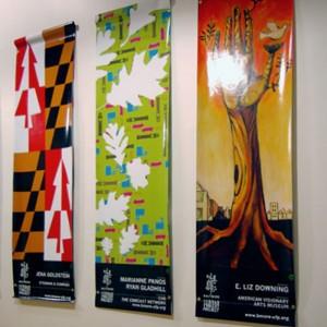 bannières et posters imprimés en numérique